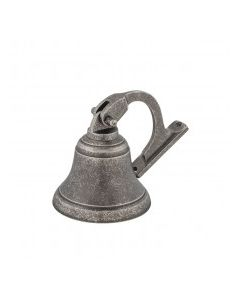 Ship's Bell Rumbled Nickle 9782