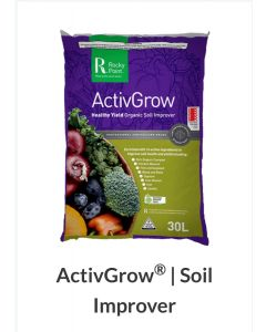 Rocky Point Activegrow 30L Soil Improver