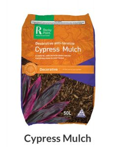 Rocky Point Mulching Cypress Mulch 50L