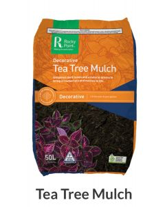 Rocky Point Mulching TEA Tree Mulch 50L