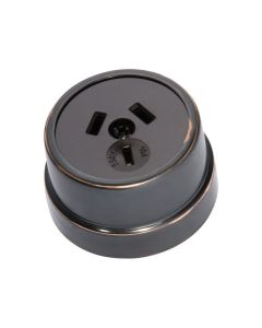 Traditional Socket Antique Copper 5679