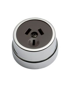Traditional Socket Chrome Plate 5779