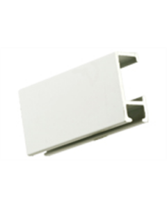 Artrack Slimline Track Off White 2m