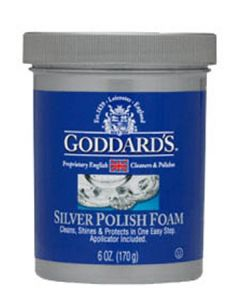 Goddards Long Term Silver Pad Foam 170g