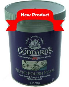 Goddards Long Term Silver Pad Foam 510g