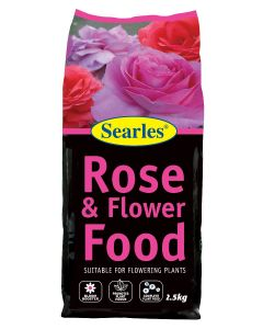 Searles Rose & Flower Food 2.5kg